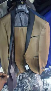 Khaki Tuxedo Suit | Clothing for sale in Greater Accra, Accra Metropolitan