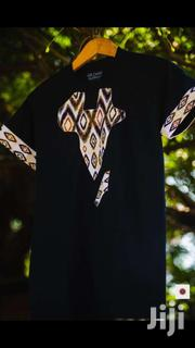 Bespoke African Print Designed T-shirt | Clothing for sale in Greater Accra, Apenkwa