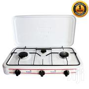 ICONA ILGSM - 301 3 Burner Table Top Gas Stove - White | Kitchen Appliances for sale in Greater Accra, Adabraka