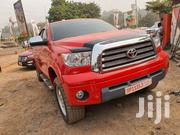 New Toyota Tundra 2010 CrewMax 4x4 Limited Red | Cars for sale in Ashanti, Kumasi Metropolitan