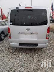 Toyota HiAce 2010 Silver | Buses & Microbuses for sale in Greater Accra, Odorkor