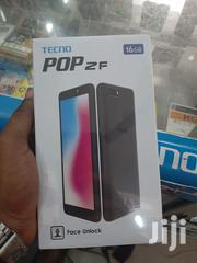 New Tecno Pop 2F 16 GB Black | Mobile Phones for sale in Greater Accra, Adabraka