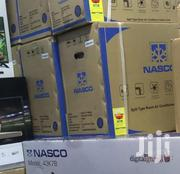 White Designed Nasco 1.5 HP Split Air Condition | Home Appliances for sale in Greater Accra, Kokomlemle