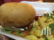 Beef Or Chicken Burger | Meals & Drinks for sale in Greater Accra, East Legon (Okponglo)