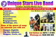 Unique Stars Live Band | Automotive Services for sale in Greater Accra, East Legon (Okponglo)