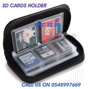 SD Cards /CF Cards Holder Or Organizer | Home Accessories for sale in Eastern Region, Asuogyaman
