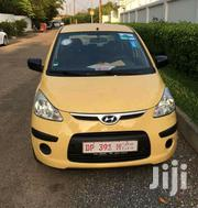 New Hyundai i10 2009 1.1 Yellow | Cars for sale in Greater Accra, Tema Metropolitan