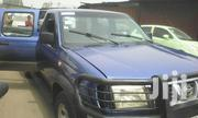 Nissan Hardbody 2005 2700 Hi-Rider D-Cab Blue | Cars for sale in Greater Accra, Achimota