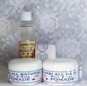 Mambi Pure Coconut Oil And All Natural Pomade | Skin Care for sale in Greater Accra, Kotobabi