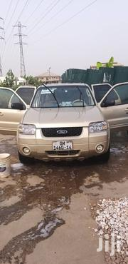 Ford Escape 2007 Hybrid Gold | Cars for sale in Greater Accra, Cantonments