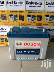 Quality Bosch Car Battery - 15 Plates - Free Delivery OF BATTERY   Vehicle Parts & Accessories for sale in Greater Accra, North Kaneshie