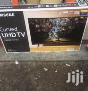 "Samsung 55"" Curved Uhd Smart 4K Digital Satellite LED Slim TV 