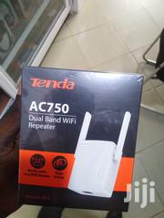 Tenda Ac750 Dual Band Wifi Range Extender | Networking Products for sale in Greater Accra, Adabraka