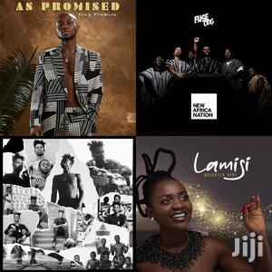 Music Albums (Both Ghanaian And Foreign Artists)