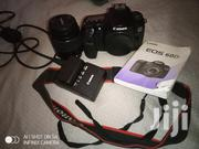 3 Months Used In Canada Canon 60D | Photo & Video Cameras for sale in Eastern Region, Kwahu West Municipal