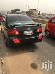 Toyota Corolla 2004 S Black | Cars for sale in Greater Accra, Achimota