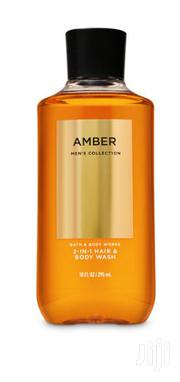 For MEN, AMBER 2-In-1 Hair + Body Wash | Bath & Body for sale in Greater Accra, East Legon (Okponglo)