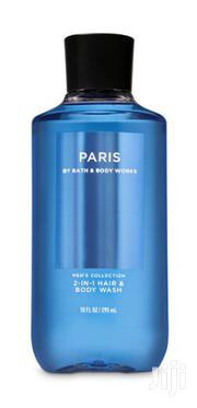 FOR MEN, PARIS 2-in-1 Hair + Body Wash | Bath & Body for sale in Greater Accra, East Legon (Okponglo)