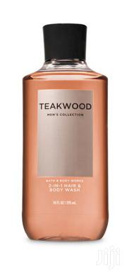 For MEN, Signature Collection TEAKWOOD 2-In-1 Hair + Body Wash | Bath & Body for sale in Greater Accra, East Legon (Okponglo)