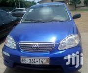 Toyota Corolla 2008 1.6 VVT-i Blue   Cars for sale in Northern Region, Saboba