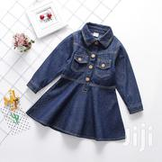 Children Jeans Dress | Children's Clothing for sale in Greater Accra, Achimota