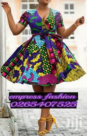 Beautiful African Flare Dress | Clothing for sale in Central Region, Awutu-Senya