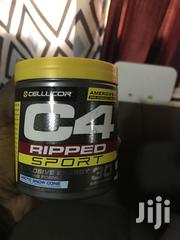 C4 Ripped Sports Gym Supplement | Vitamins & Supplements for sale in Ashanti, Kumasi Metropolitan