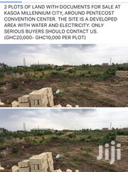 Land for Sale at Kasoa Millennium City (2 Plots) | Land & Plots For Sale for sale in Central Region, Awutu-Senya