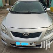 Toyota Corolla 2009 Silver   Cars for sale in Central Region, Gomoa West