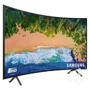 Samsung 65'' Series 7 UHD 4K Curved Smart TV UA65NU7300 | TV & DVD Equipment for sale in Greater Accra, Accra Metropolitan