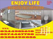 Bio-digester Toilet Construction | Building & Trades Services for sale in Central Region, Awutu-Senya