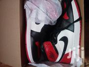 Air Jordan 1 Red,Black And White In Box For Sale 230gh | Shoes for sale in Greater Accra, Accra Metropolitan