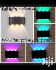3 Motion Movement RGB LED Wall Lights at Hamgeles Lighting | Home Accessories for sale in Greater Accra, Airport Residential Area
