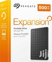Seagate 500gb External Hard Expansion 3.0 USB | Computer Accessories  for sale in Greater Accra, Achimota