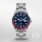 Fossil Date Stainless Steel Watch   Watches for sale in Greater Accra, Accra Metropolitan