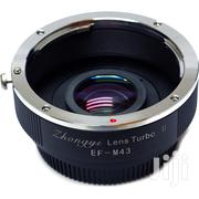 Camera Lens Adapter Ef To Mft | Accessories & Supplies for Electronics for sale in Greater Accra, Osu