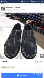 Dark Blue Leather Italian Moccasin | Shoes for sale in Greater Accra, Okponglo