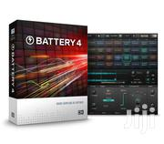 Native Instruments Battery 4 Full Version | Software for sale in Ashanti, Kumasi Metropolitan