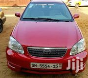 Toyota Corolla 2007 1.8 VVTL-i TS Red   Cars for sale in Volta Region, Krachi West