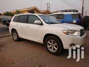 Toyota Highlander 2009 Limited 4x4 White | Cars for sale in Greater Accra, Airport Residential Area