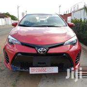 Toyota Corolla 2017 Red | Cars for sale in Eastern Region, Kwahu East