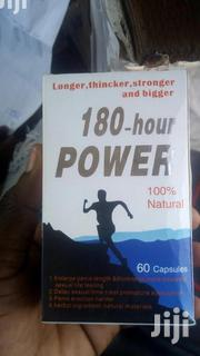 180 Hour Power Ridding Penis Enlargement 60 Capsules | Sexual Wellness for sale in Greater Accra, Accra Metropolitan
