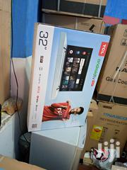 Claer TCL 32inch Smart Android TV | TV & DVD Equipment for sale in Greater Accra, Adabraka