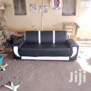 3 In One Leather Sofa | Furniture for sale in Central Region, Mfantsiman Municipal