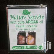 Nature Secrete With Pure Argan Oil Facial Cream | Skin Care for sale in Greater Accra, Accra Metropolitan