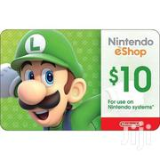 Nintendo Eshop Card | Video Game Consoles for sale in Greater Accra, North Labone