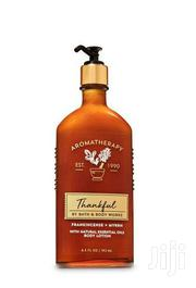 Aromatherapy Frankincense Myrrh Body Lotion THANKFUL | Bath & Body for sale in Greater Accra, East Legon (Okponglo)