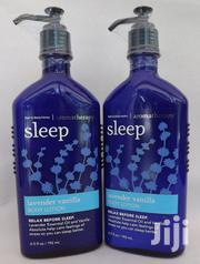 Aromatherapy Sleep Lavender Vanilla Body Lotion | Bath & Body for sale in Greater Accra, East Legon (Okponglo)