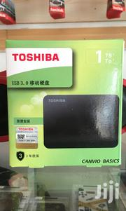 Toshiba 1T 3.0 External Hard Drive | Computer Hardware for sale in Greater Accra, Ga South Municipal