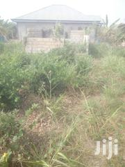 Half Plot With One Room Uncompleted | Land & Plots For Sale for sale in Central Region, Awutu-Senya